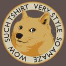 Wow such shirt! by evodahis