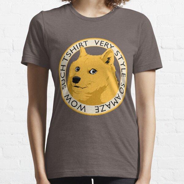 Wow such shirt! Essential T-Shirt