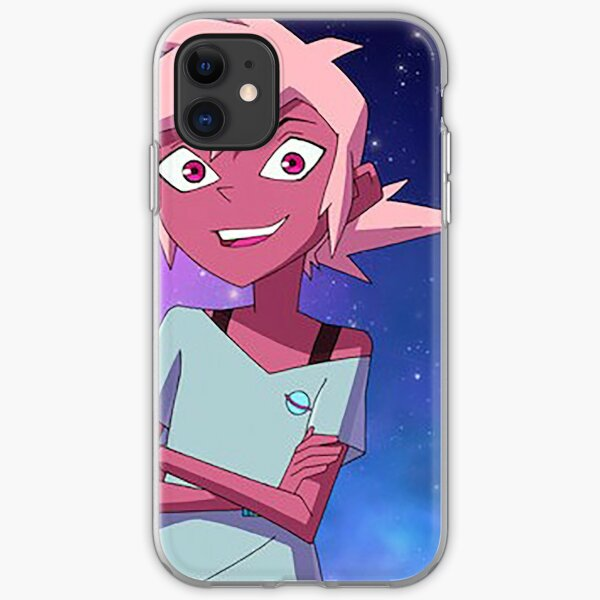 kipo and the era 6 iPhone Soft Case
