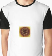 Lion abstract Graphic T-Shirt