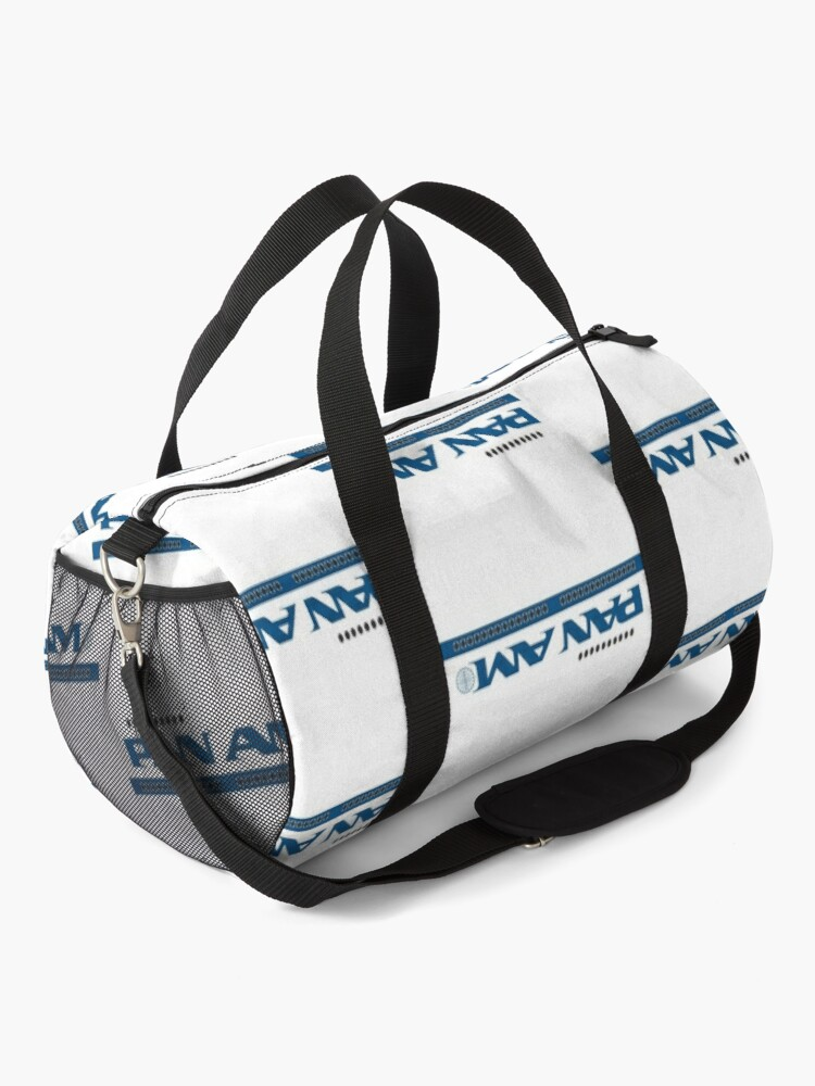 Alternate view of Pan Am 747 Style Duffle Bag