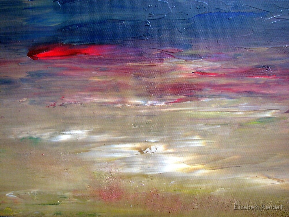Heaven is a beautiful place by Elizabeth Kendall
