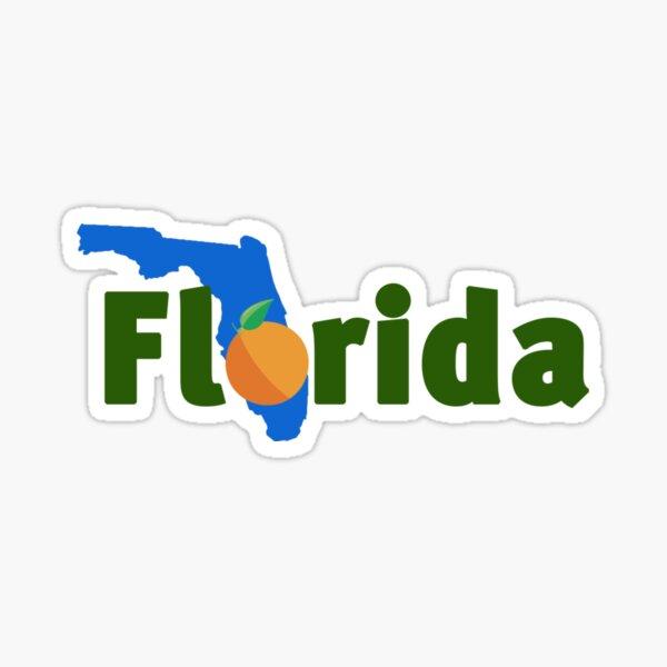 Florida Logo Sticker