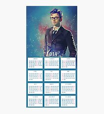 One Year With The DOCTOR! Photographic Print