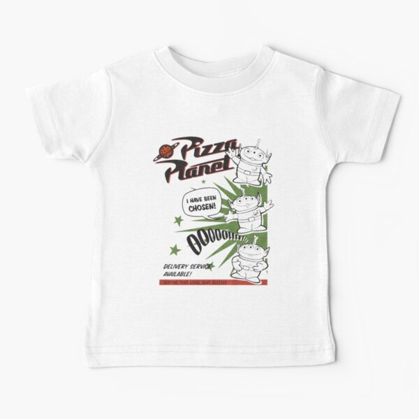 Pizza Planet  Baby T-Shirt