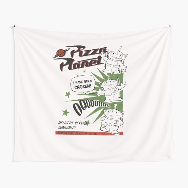 Pizza Planet  Tapestry