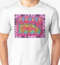 Psychedlic Lars  Unisex T-Shirt
