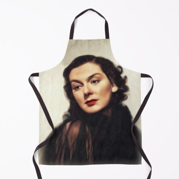 Rosalind Russell, Vintage Actress Apron