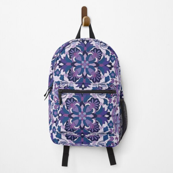 Vera Bradley Inspired Regal Rosette Backpack