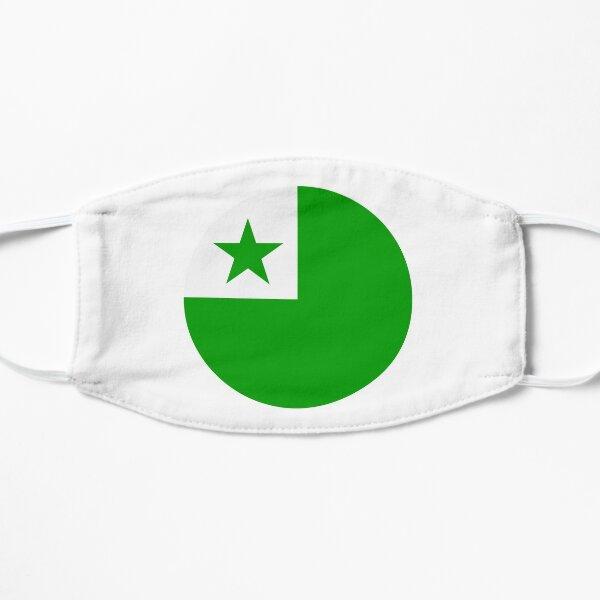 Esperanto Flat Mask