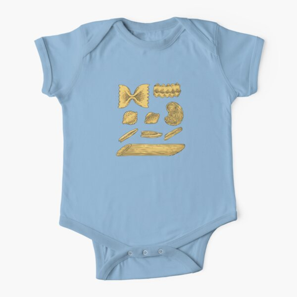 Pasta Baby Body Kurzarm