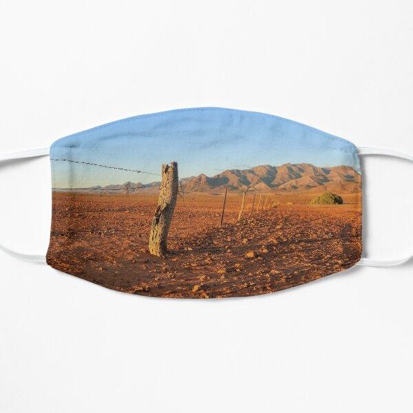 Outback Fence Flat Mask