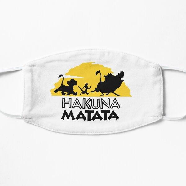 Hakuna Matata Flat Mask