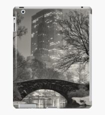 Gapstow Bridge, Study 2 iPad Case/Skin