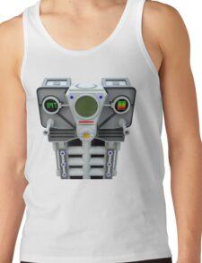 Take control robotic armour Tank Top