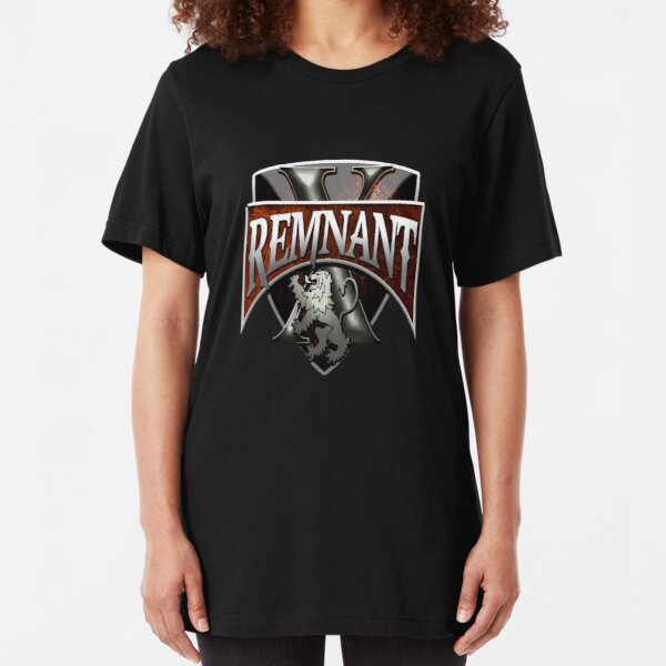 Remnant X Radio Slim Fit T-Shirt