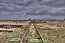 End of the Line by Nigel Bangert