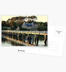 Le Conquet - Passerelle du Croaë Cartes postales