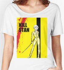 Bea a Day Kill Stan Golden Girls Shirt Women's Relaxed Fit T-Shirt