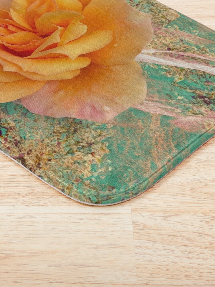 "Alternate view of ""Blossom Fairy"" Bath Mat"