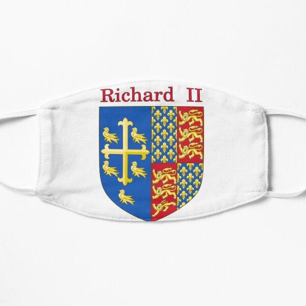 Roi Richard II Armoiries Royales | Version I Masque sans plis
