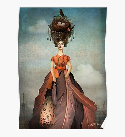 Portrait 09 Poster