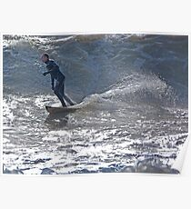 Surfing the Gales Poster