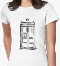 Doctor Women's Fitted T-Shirt
