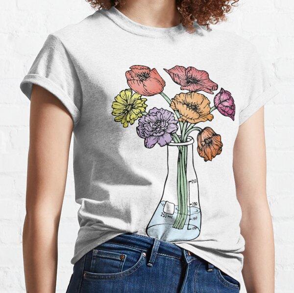 Erlenmeyer Bouquet Classic T-Shirt