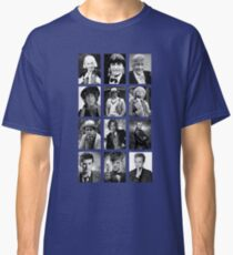 Doctor Who? Classic T-Shirt
