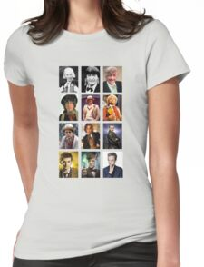 Doctor Womens Fitted T-Shirt