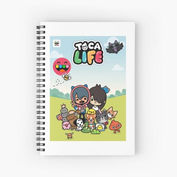 Tocan Bocan 5 Spiral Notebook