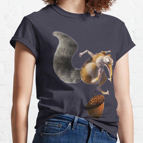 Mens wear | scrat printed outwear Classic T-Shirt