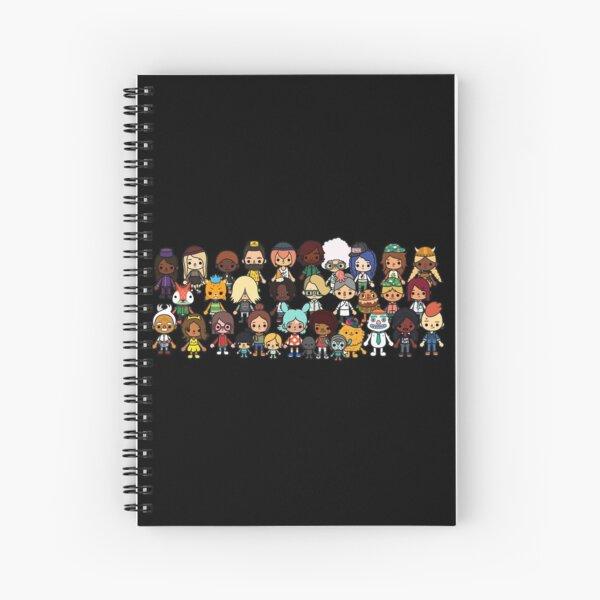 Tocan Bocan 6 Spiral Notebook
