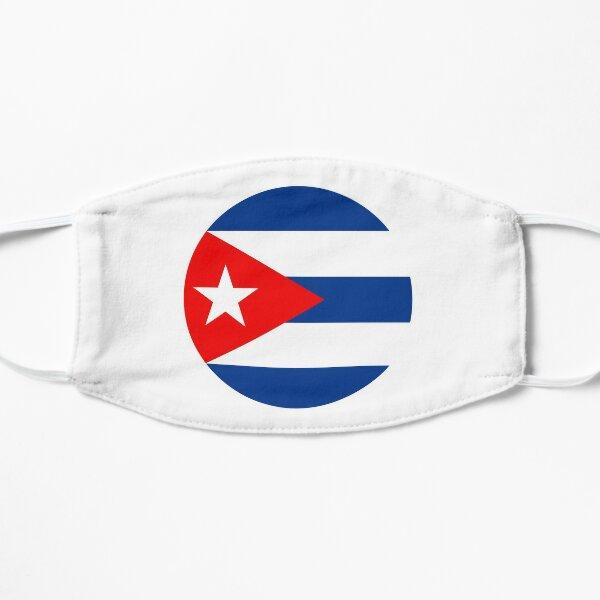 Cuba Mascarilla plana