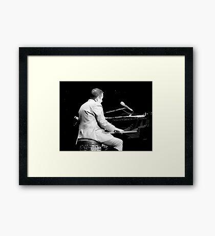 Jools Holland Framed Print
