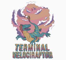 Terminal Velociraptor (Version 2) | Unisex T-Shirt