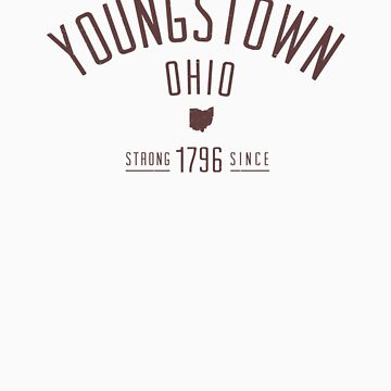 Youngstown: Strong Since 1796 by dirty330
