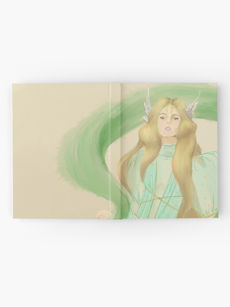 Alternate view of The Windy Hardcover Journal