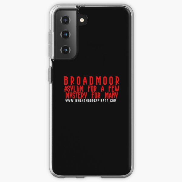 Broadmoor Sinister Official  Samsung Galaxy Soft Case