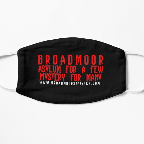 Broadmoor Sinister Official  Flat Mask