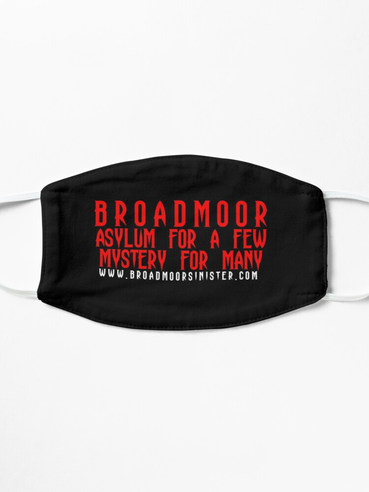 Alternate view of Broadmoor Sinister Official  Mask