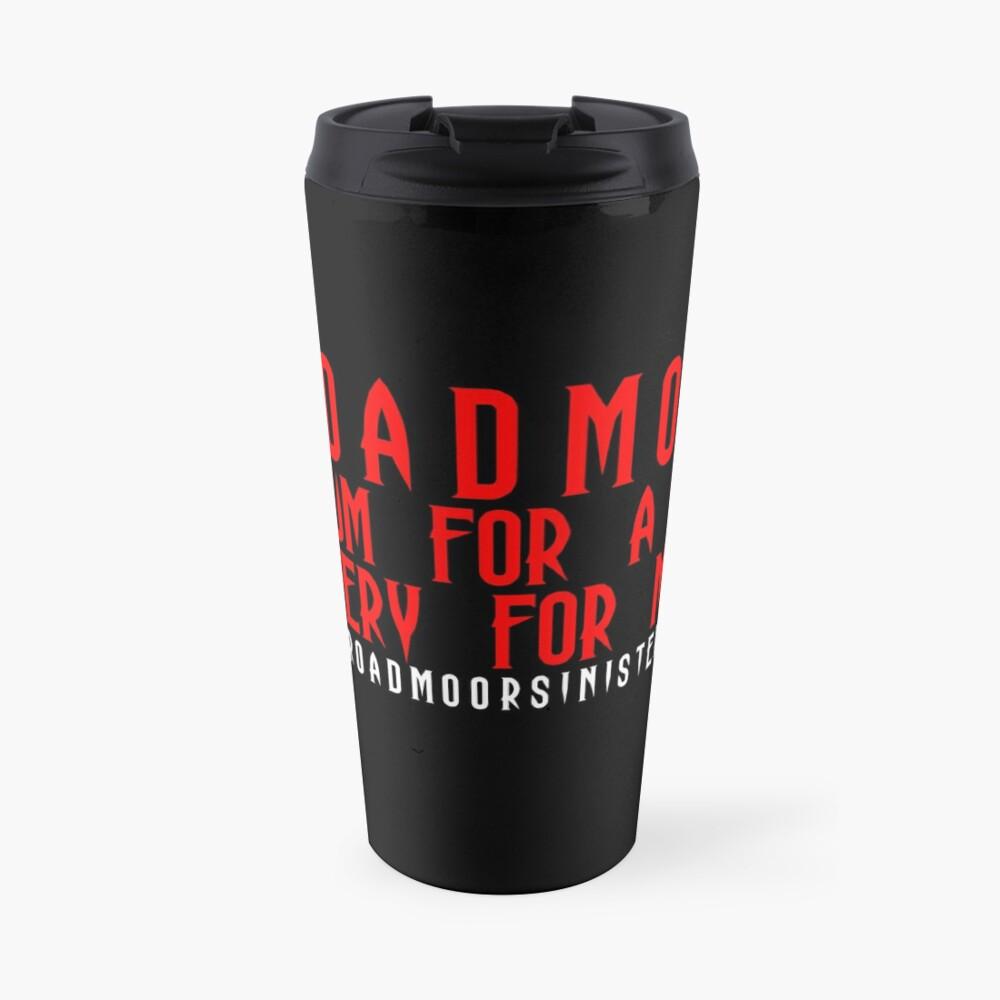 Broadmoor Sinister Official  Travel Mug