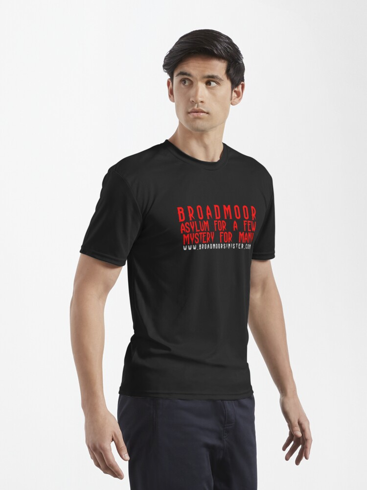 Alternate view of Broadmoor Sinister Official  Active T-Shirt