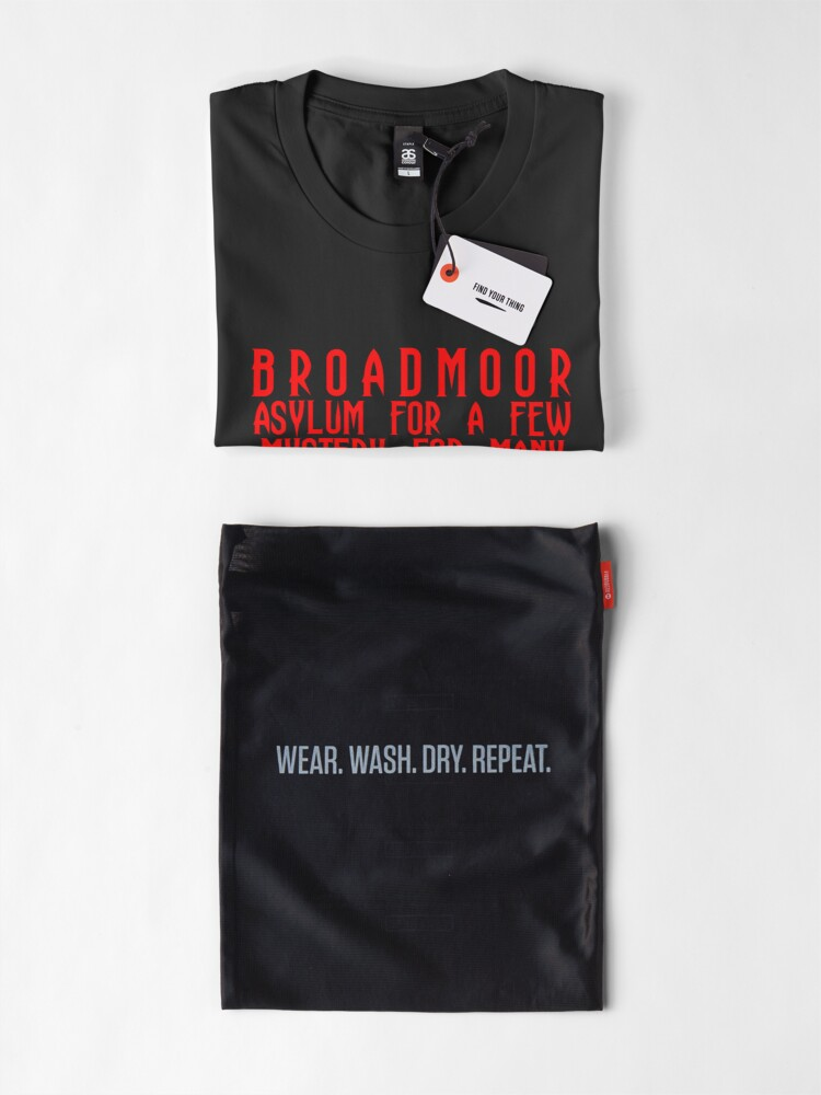 Alternate view of Broadmoor Sinister Official  Premium T-Shirt