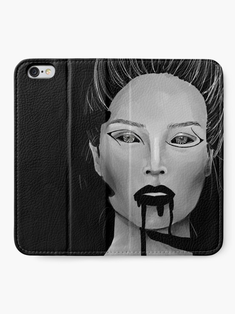 Alternate view of The Illusion iPhone Wallet