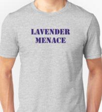 Camiseta ajustada Lavender Menace