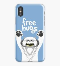 Monster Hugs iPhone Case