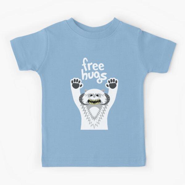 Monster Hugs Kids T-Shirt