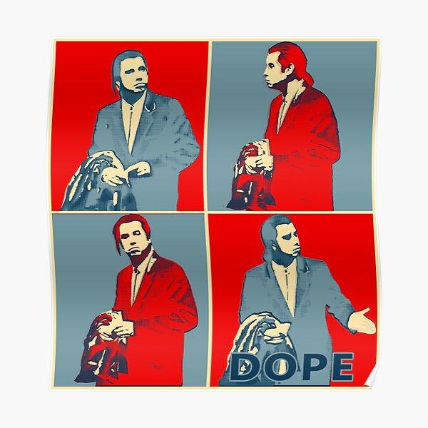 Confused Travolta Meme: Hope  Poster